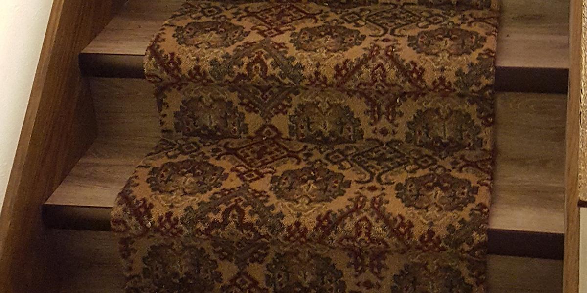 carpet stairway runner